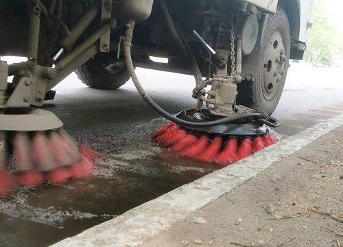 В Биробиджане закупят многофункциональную технику для уборки улиц