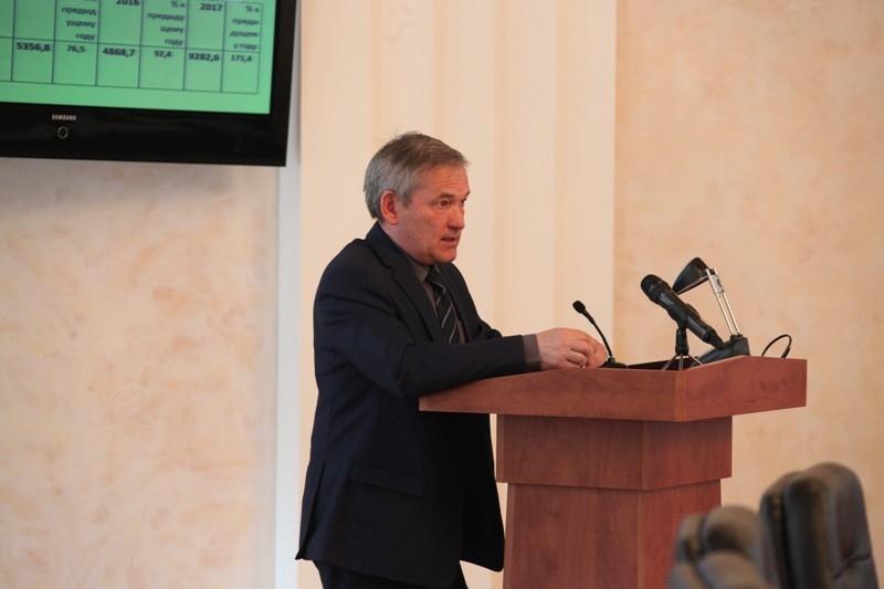 Виктор Коренев покинул пост главного архитектора ЕАО