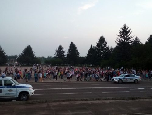 Оштрафовали еще на 500 рублей участника акции протеста в Биробиджане
