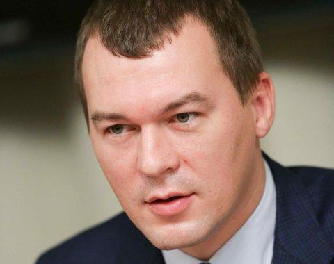 Что известно о новом врио главы Хабаровского края