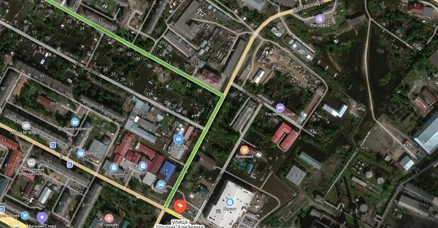 На несколько дней перекроют участок дороги в Биробиджане