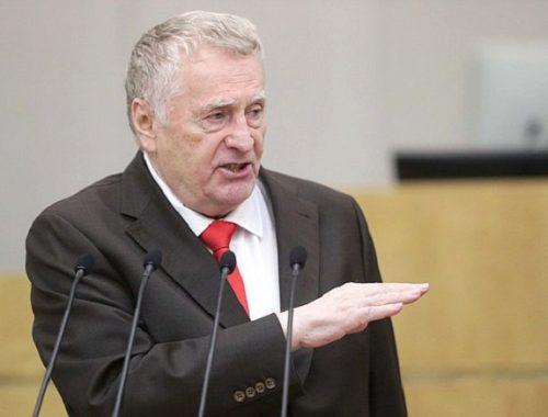 Лидер ЛДПР сделал сенсационное заявление о Фургале