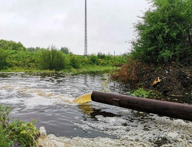 Уровень воды в р. Бире вырос на 38 см