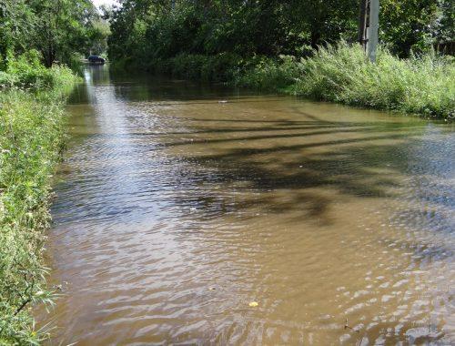 В Биробиджане готовятся к возможному весеннему паводку
