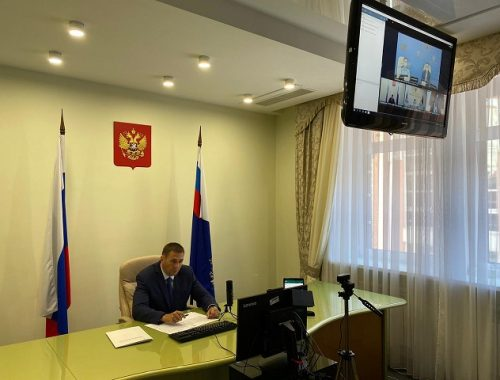 Замгенпрокурора РФ объявил предостережение зампреду правительства ЕАО Валерию Самкову