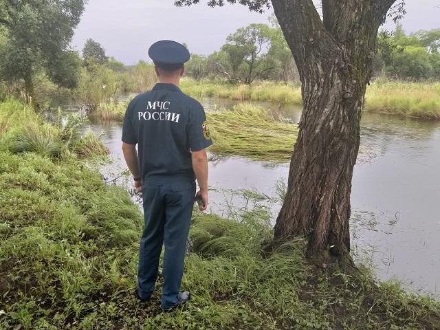 На реках ЕАО ожидается подъем уровня воды