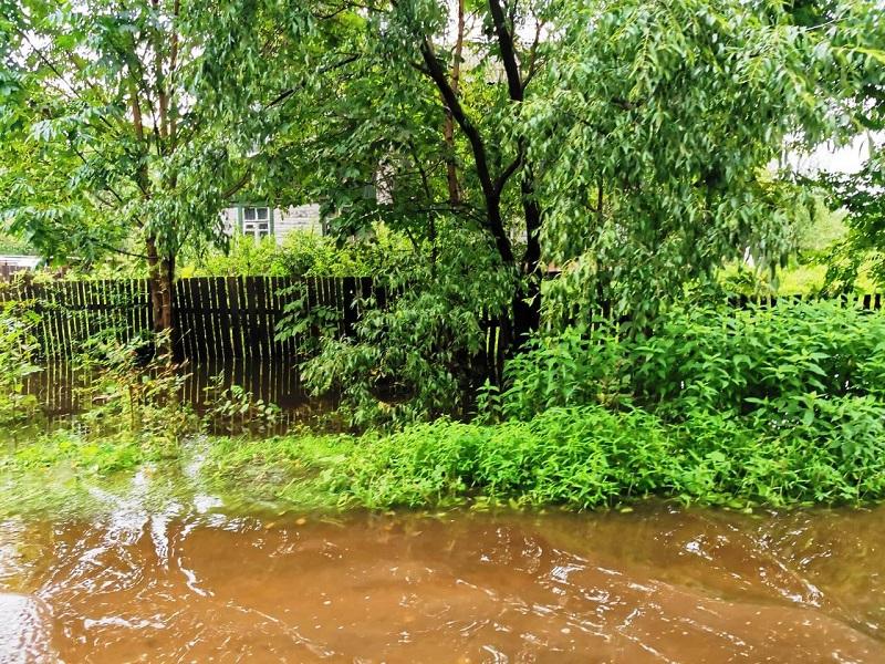 Пик сезонного подъема воды в реках ЕАО ожидают 10-14 сентября