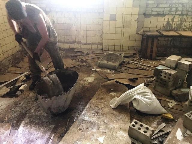 Дом офицеров в Биробиджане законсервируют