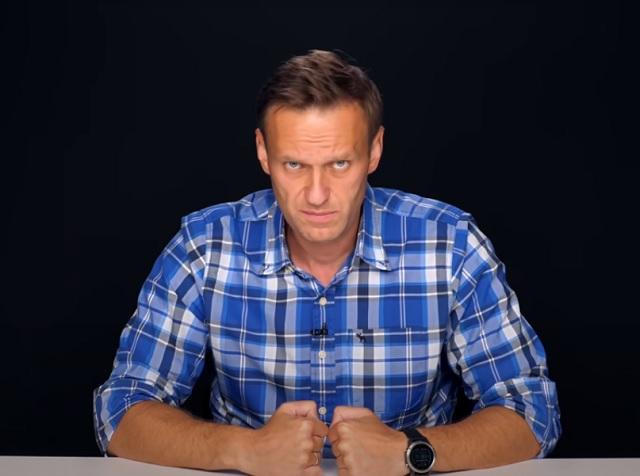 Алексей Навальный впал в кому
