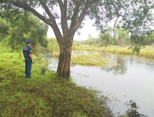Обстановка на реках ЕАО остается напряженной