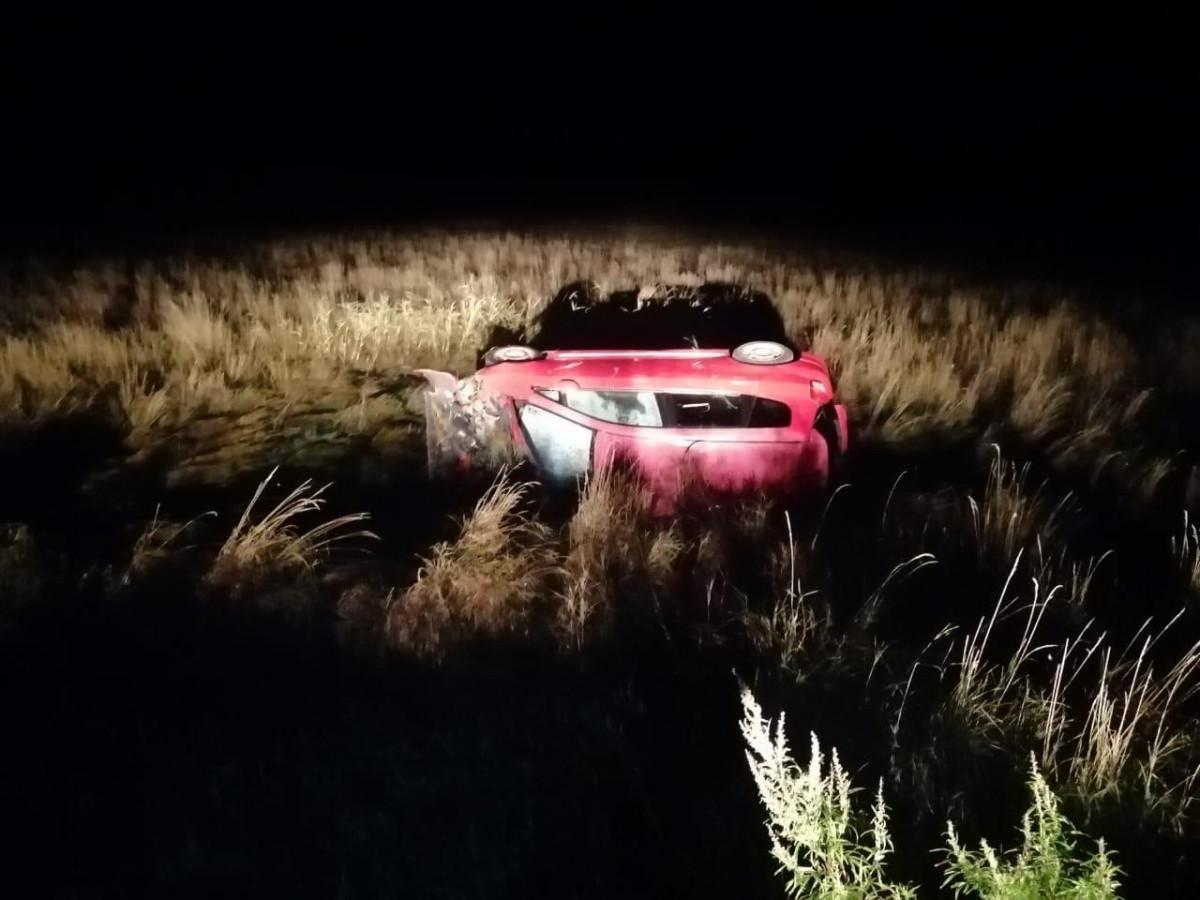 Пьяный водитель с тремя детьми попал в ДТП в ЕАО