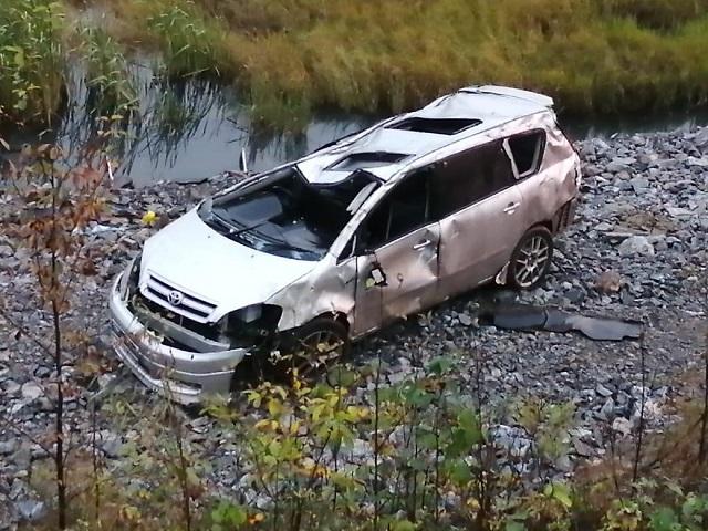 Водитель и два пассажира погибли в ДТП в ЕАО
