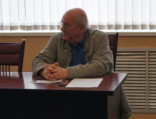 Владимир Сторожев: Нельзя ставить крест на акробатике в Биробиджане