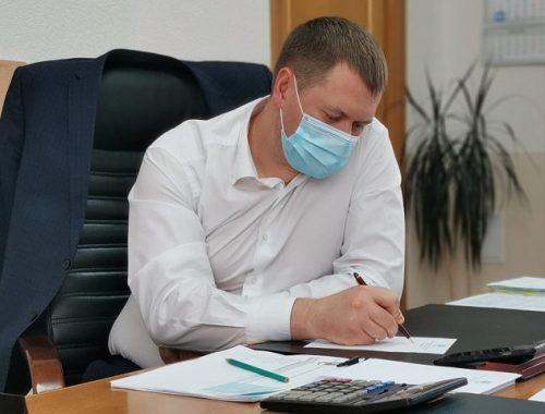 Мэр Биробиджана: У меня 35% поражения легких