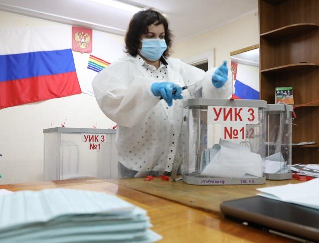 Стали известны предварительные итоги выборов губернатора ЕАО