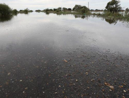 ЕАО полностью освободилась от паводковой воды