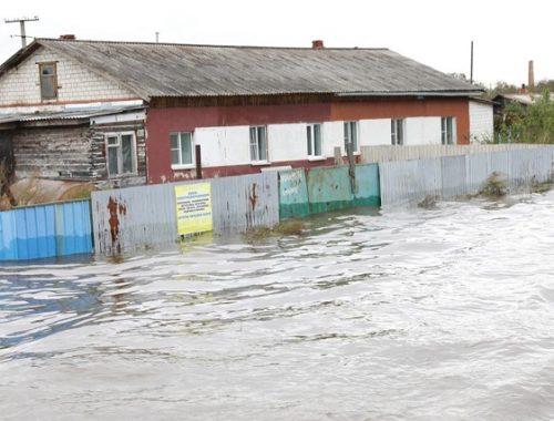 В ЕАО 360 жилых помещений признаны непригодными для проживания после паводка