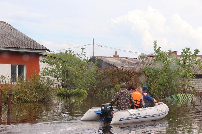 Паводок в ЕАО: подтоплено 46 жилых домов