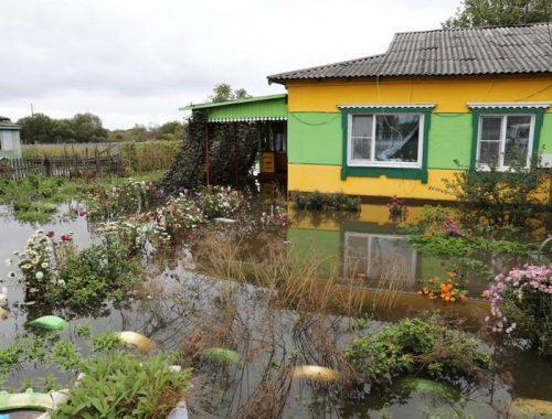 ЕАО потребуется более 2 млрд рублей для ликвидации последствий паводка 2020 года