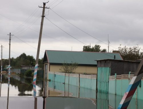 В ЕАО выделят пять миллионов рублей на оказание помощи пострадавшим от паводка