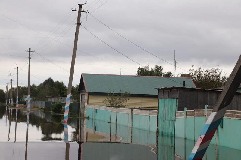 ЕАО получит более 126 млн рублей на жилье для пострадавших от паводка