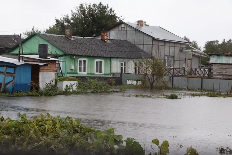 Свыше 1000 человек ликвидируют последствия паводка в Ленинском районе ЕАО