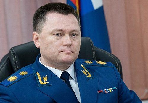 Генпрокурор РФ поручил своим подчиненным приехать на Дальний Восток