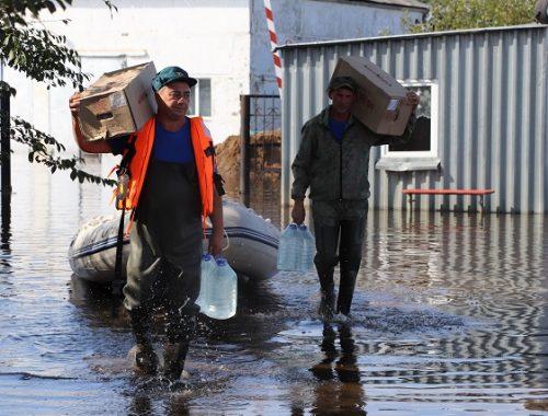 Наводнение 2020 года признано вторым мощнейшим в ЕАО за 100 лет