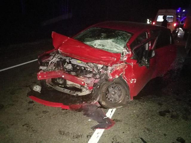 Водитель иномарки погиб после столкновения с грузовиком в ЕАО