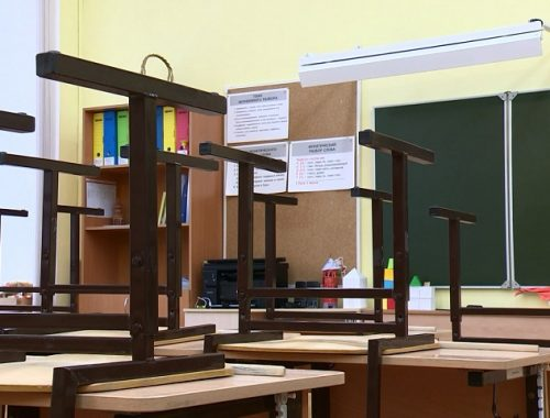 Ограничения из-за COVID-19 в школах хотят продлить еще на год