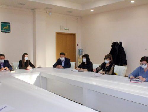 Главврачи больниц ЕАО обсудили нынешнюю ситуацию в здравоохранении