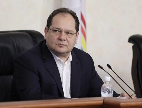 Губернатор ЕАО заразился коронавирусом