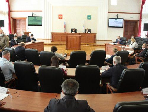Депутаты внесли изменения в бюджет ЕАО