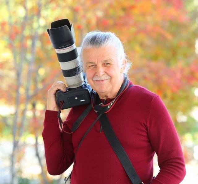 Ушел из жизни известный биробиджанский фотограф Виктор Мишуков