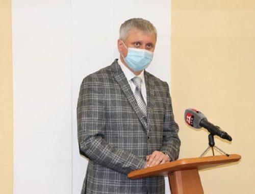 Облученский район ЕАО возглавил Евгений Рекеда
