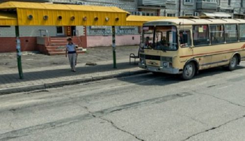 Автобусную остановку «Великан» закроют на несколько дней