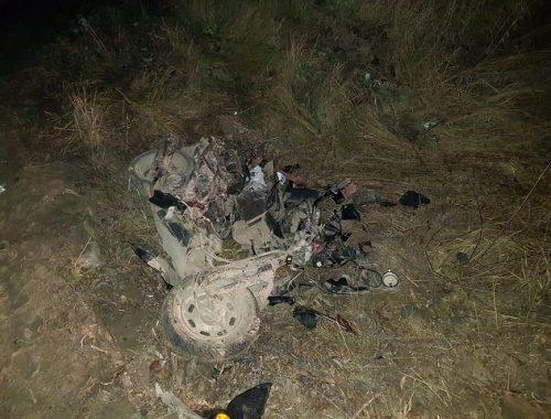 Мопед всмятку, водитель с переломами: сводка ДТП за выходные в ЕАО