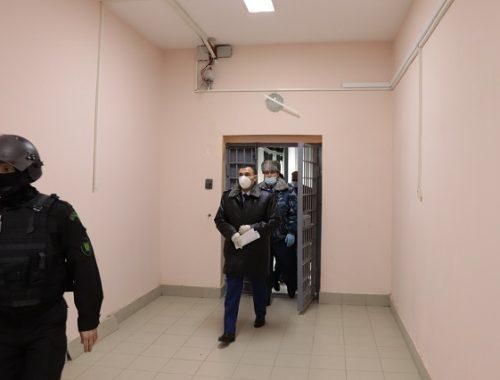 Прокурор ЕАО нагрянул в СИЗО и пресек незаконное содержание осужденной женщины