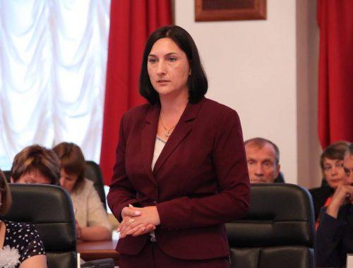 Наталья Шафорост покинула облздрав