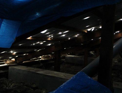 Побитые градом крыши до сих пор не отремонтировали в п. Николаевка ЕАО