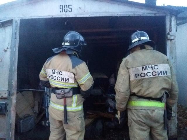 Трактор жителя ЕАО вспыхнул после ремонта