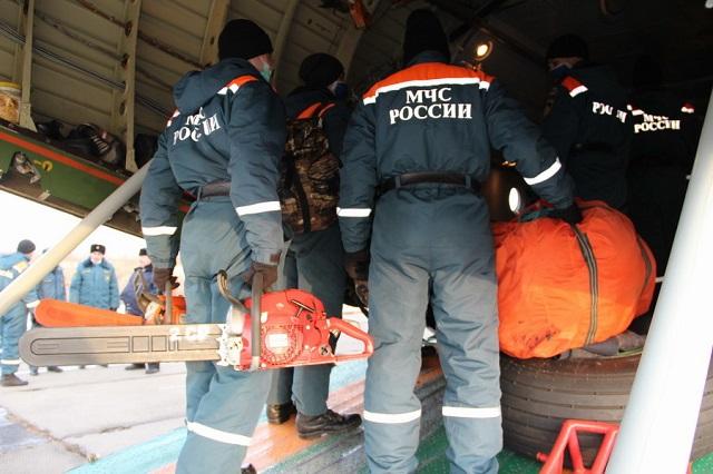 На помощь соседу: спасатели ЕАО, Хабаровского края и Амурской области направились в Приморье