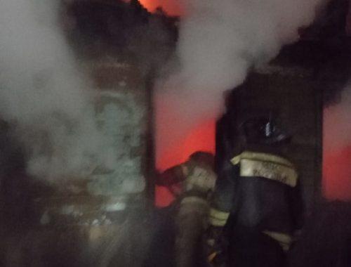 СК устанавливает обстоятельства страшного ночного пожара в ЕАО