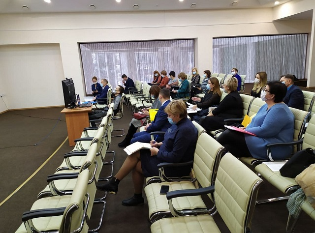 Ситуацию с коронавирусом обсудили в ЕАО