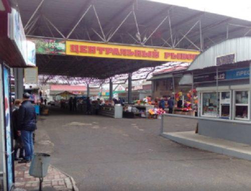 В погоню за вором бросилась хозяйка торговой точки на биробиджанском рынке