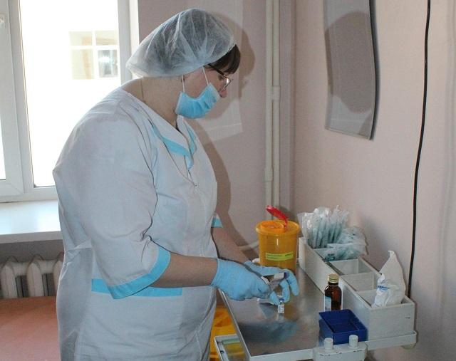 В ЕАО началась вакцинация от коронавируса