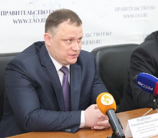 Ушел в отставку начальник сельхозуправления ЕАО Александр Пащенко
