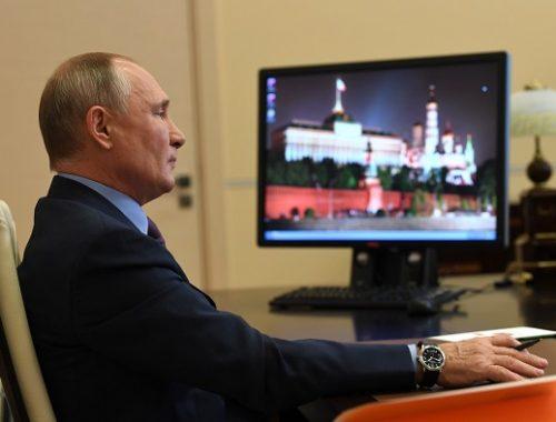 Сегодня Владимир Путин ответит на вопросы россиян