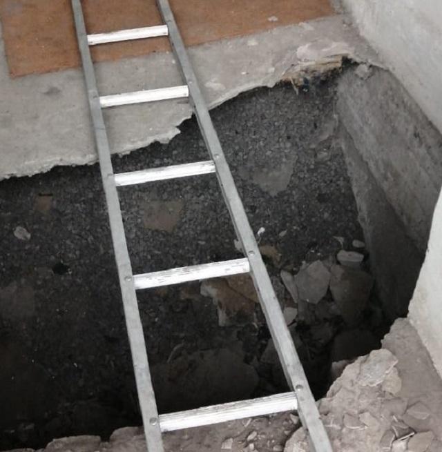 В подъезде многоэтажки в ЕАО рухнула заливная плита, есть пострадавшие