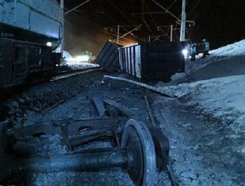 В ЕАО ожидается задержка поездов из-за схода вагонов в Забайкалье